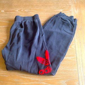 Adidas vintage track pants